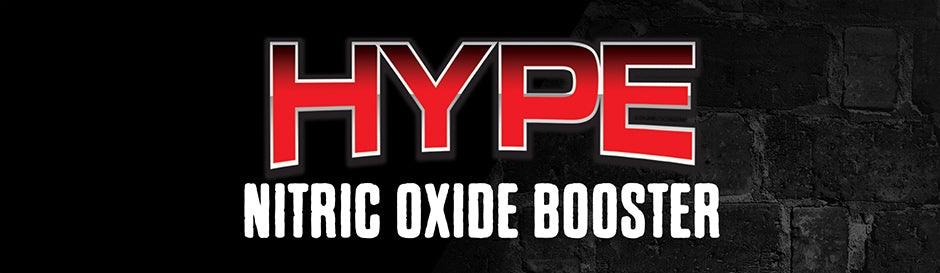 Hype | Blackstone Labs | Stimulant-Free Nitric Oxide (NO2) Booster