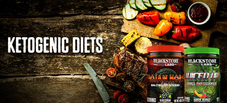 Blackstone Labs Ketogenic Diets Article Banner