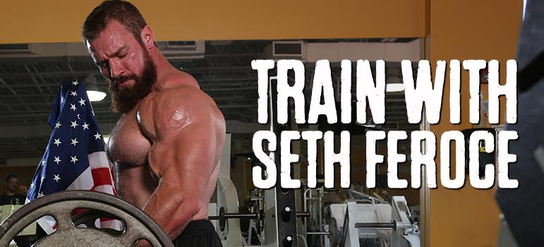 Train with Seth Feroce | Blackstone Labs No-Shave November Contest