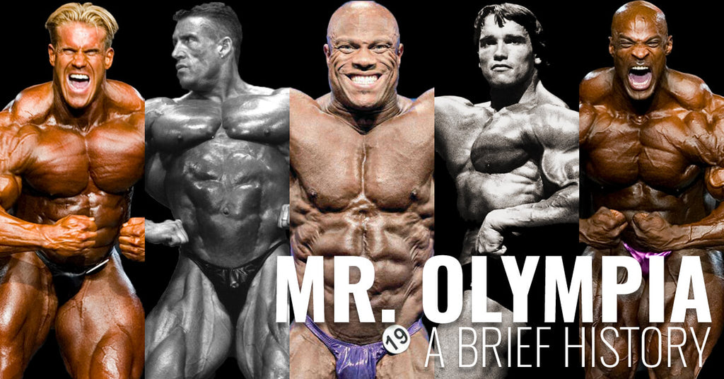 Mr. Olympia: A Brief History
