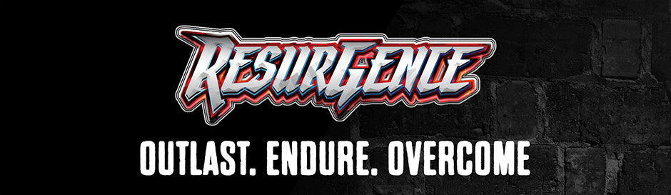 Resurgence | Blackstone Labs | Vitamins, BCAAs, and Nootropic Supplement Banner