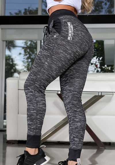 Women's Joggers - Heather Charcoal