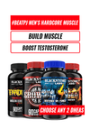 #BEATPJ 2019 Men's Hardcore Muscle Stack