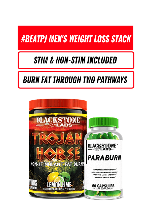 #BEATPJ Men's Weight Loss Stack