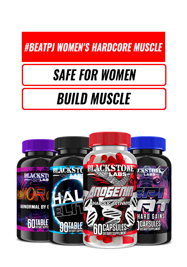 #BEATPJ 2019 Women's Hardcore Muscle Stack