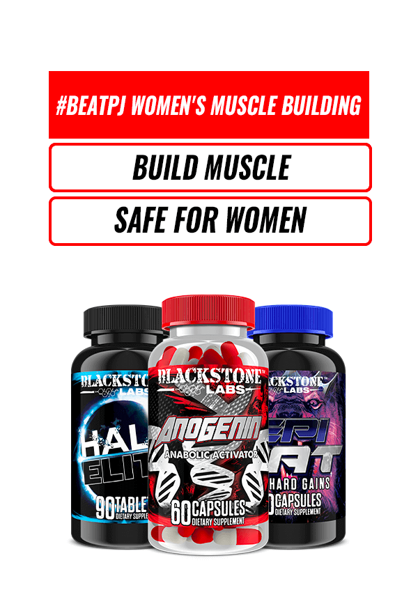 #BEATPJ 2019 Women's Muscle Building Stack