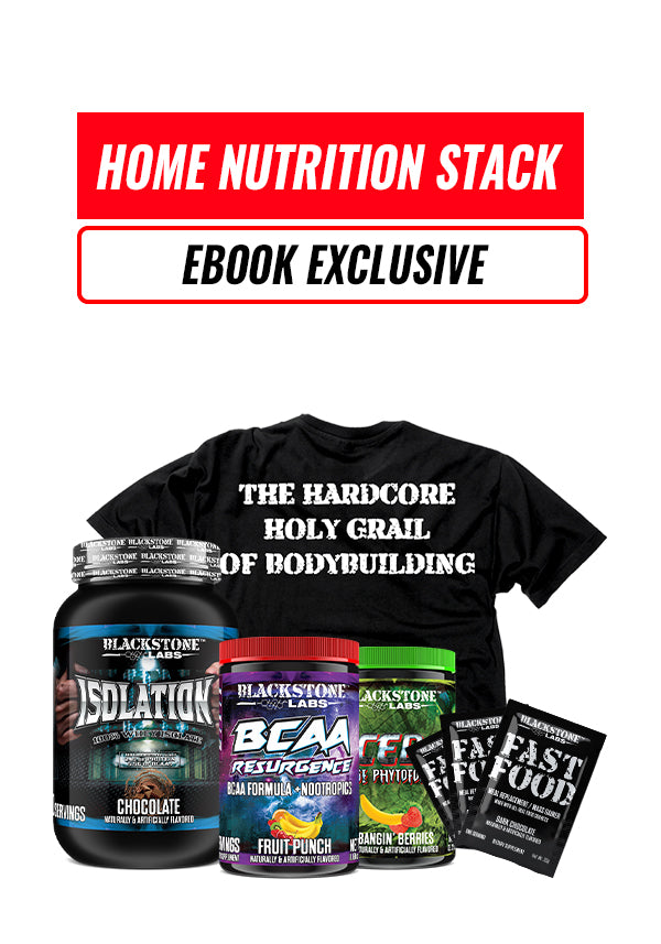 Home Nutrition Stack