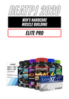 Men's Hardcore Muscle Building Stack - Elite Pro Level
