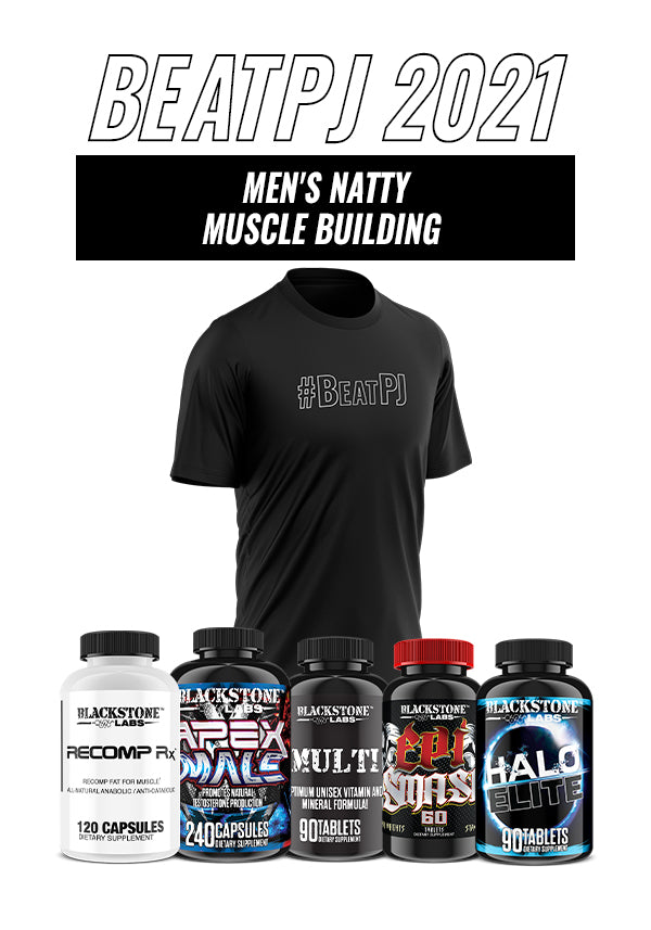 Men's Natty Muscle Building