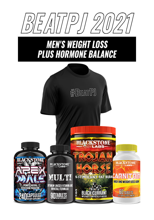 Men's Weight Loss Plus Hormone Balance