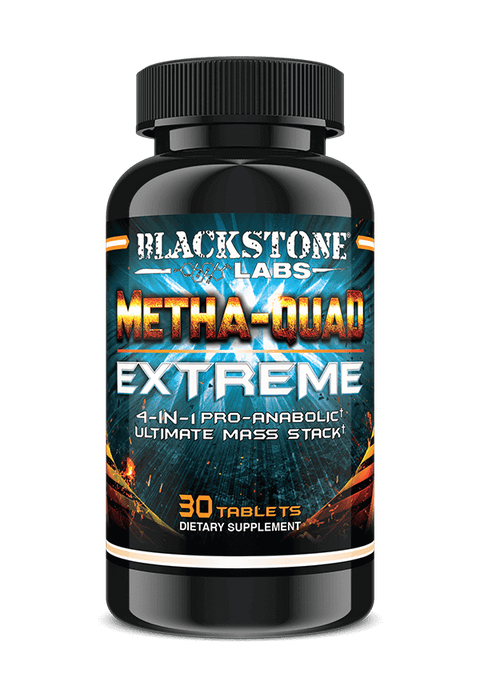 Blackstone Labs Metha-Quad Extreme