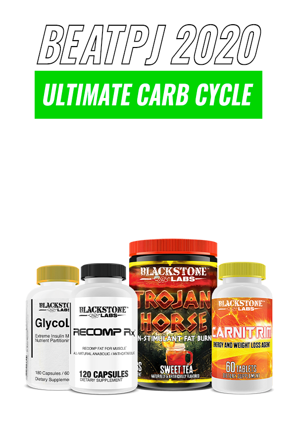 The Ultimate Carb Cycle Stack