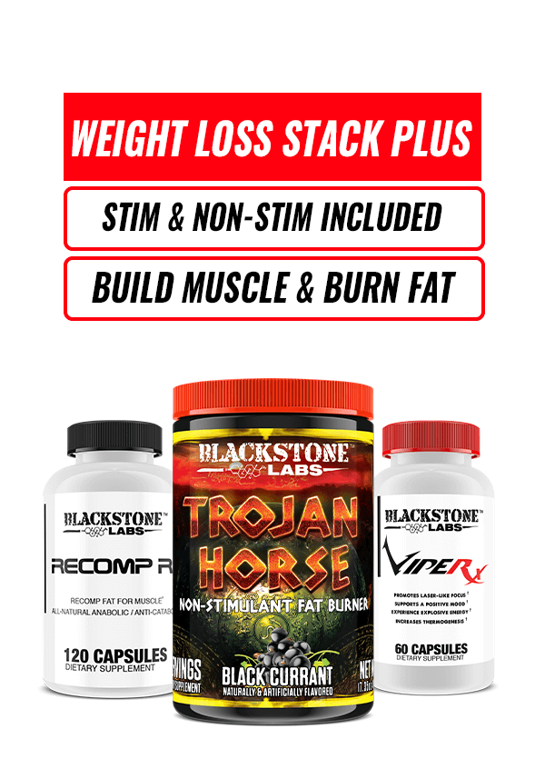 Weight Loss Stack PLUS