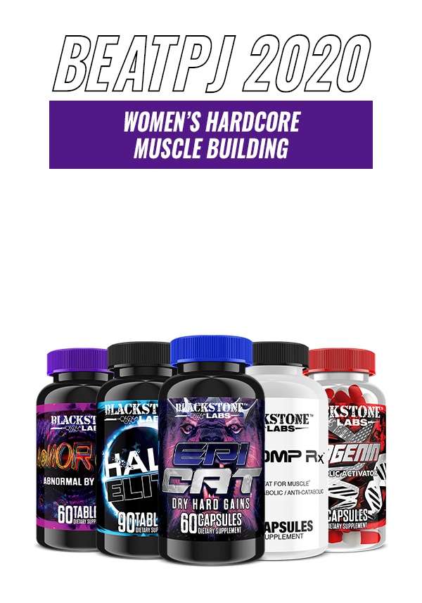 Women's Hardcore Muscle Building