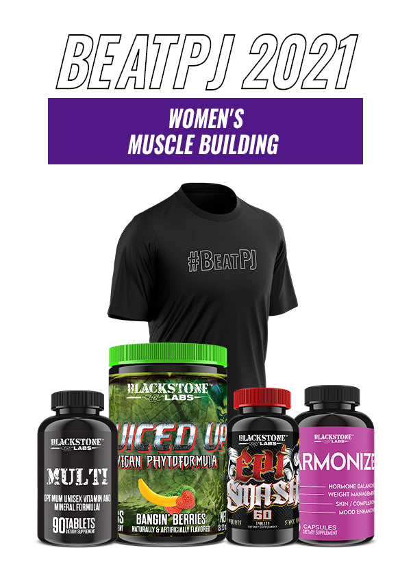 Women's Muscle Building