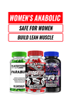 Women's Anabolic Stack