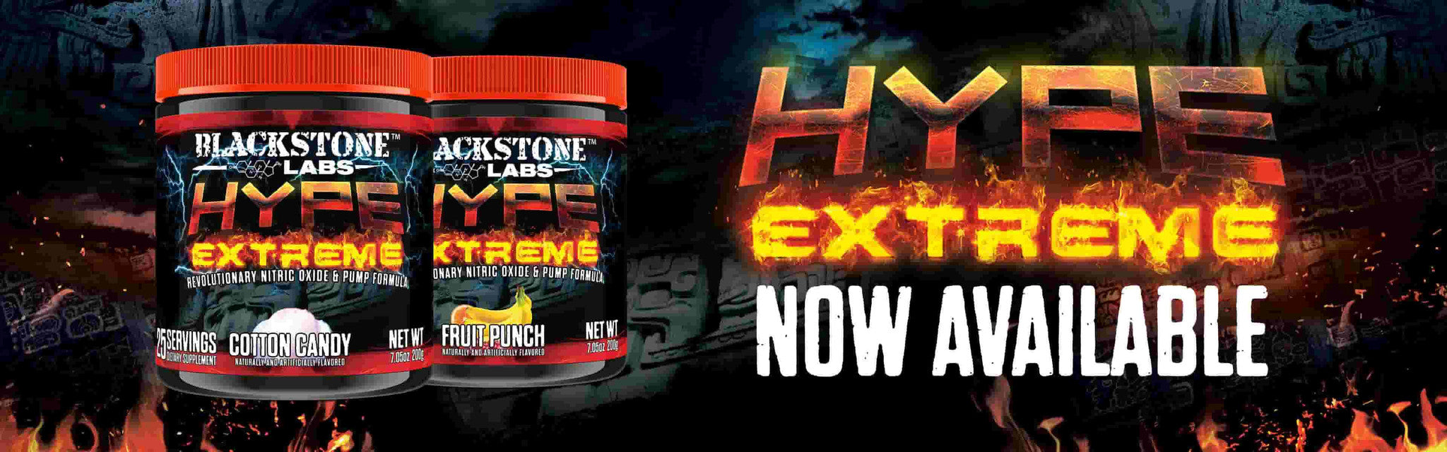 Blackstone Labs | Hype Extreme Availabl