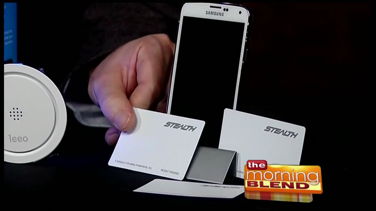 Stealth Card was featured in the Morning Blend, Las Vegas, NV.