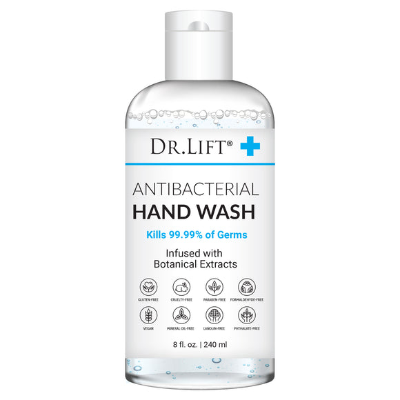 Dr. Lift Antibacterial Hand Soap, 8 oz