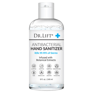 Dr. Lift Antibacterial Hand Sanitizer, 8 oz