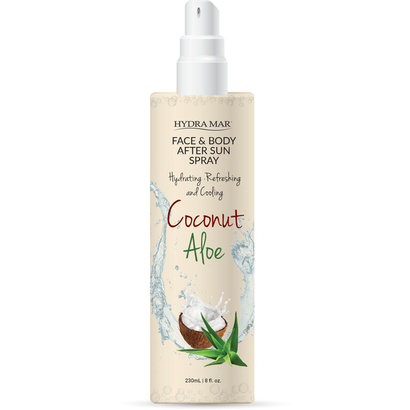Hydra Mar After Sun Coconut Aloe Spray