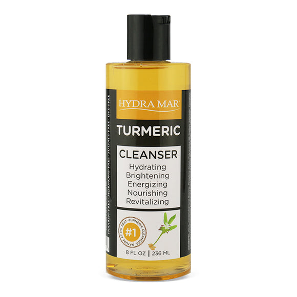 Hydra Mar Turmeric Cleanser, 8 oz