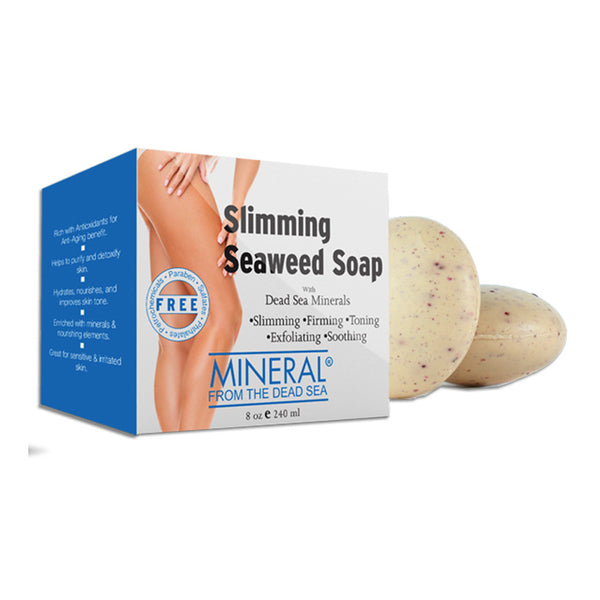 Mineral from the Dead Sea Seaweed Soap, 6 oz.