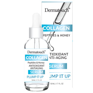 Dermatouch Collagen Peptides & Honey Anti-aging Serum