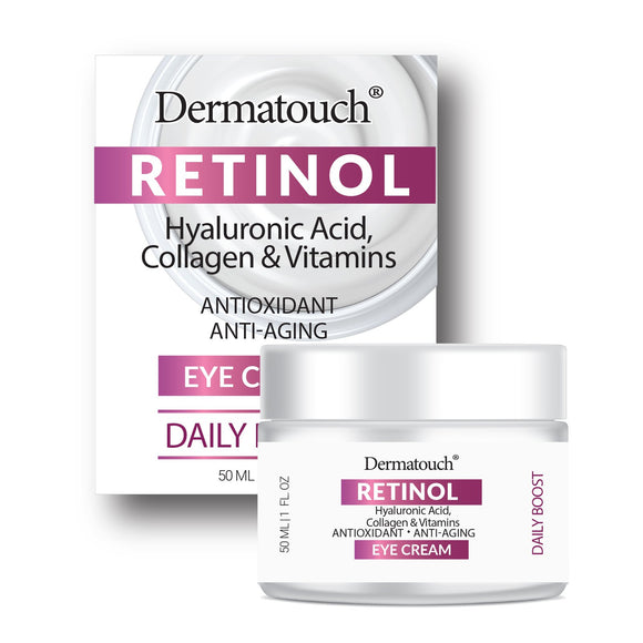 Dermatouch Retinol Eye Cream - Daily Boost