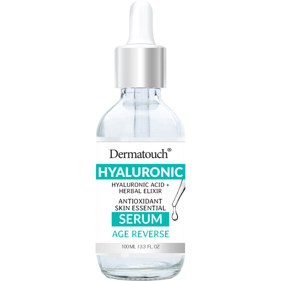 Dermatouch Hyaluronic Acid + Herbal Elixir Serum, 1.7 fl oz