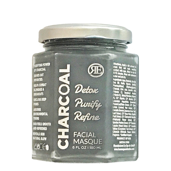 Royal Essence Charcoal Facial Masque