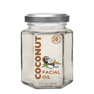 Royal Essential Coconut Facial Oil, 6 oz