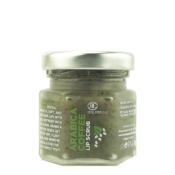Royal Essence Arabica Coffee Lip Scrub