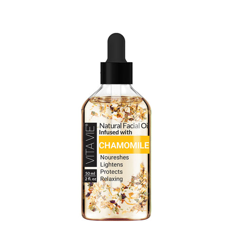 Vita Vie Natural Facial Oil Infused with Chamomile, 1.75 oz
