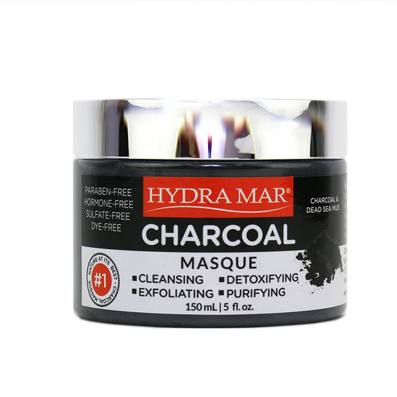 Hydra Mar Charcoal Masque, 5 oz
