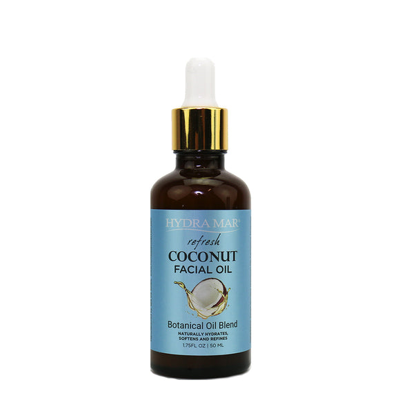 Hydra Mar Coconut Face Oil, 1.75 oz