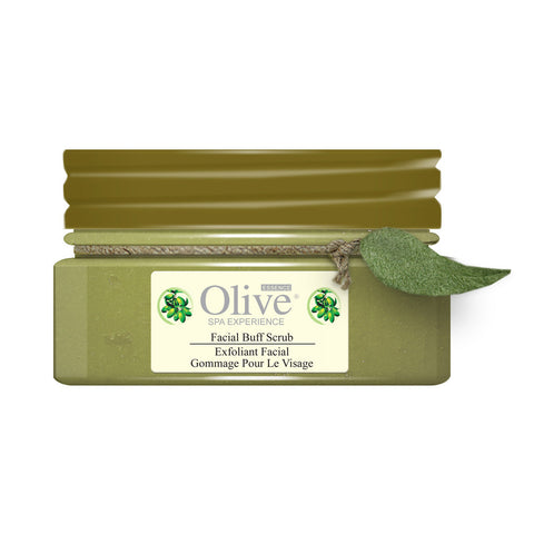 Olive Essence Facial Buff Scrub