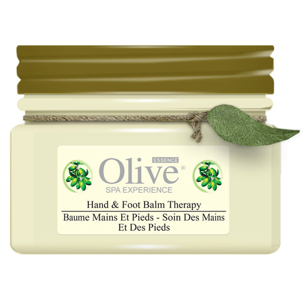 Olive Essence Hand & Foot Balm Therapy