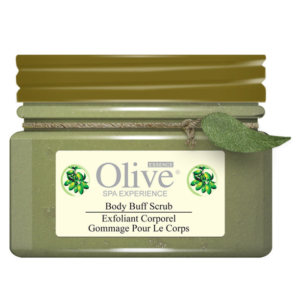 Olive Essence Body Buff Scrub