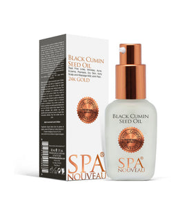 Spa Nouveau Black Cumin Seed Oil