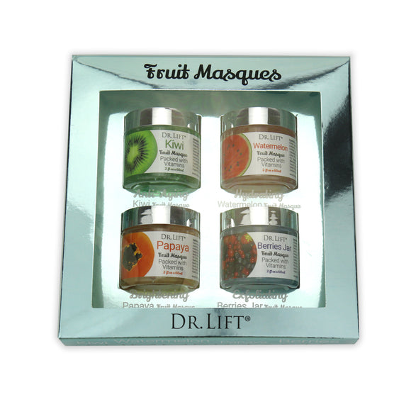 Dr. Lift Summer Taste Masque Collection, Set of 4