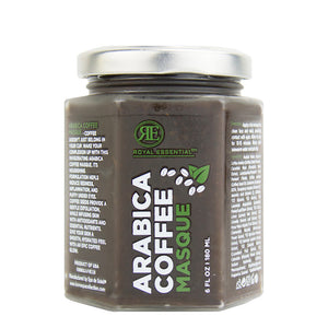 Royal Essential Arabica Coffee Masque, 6 oz