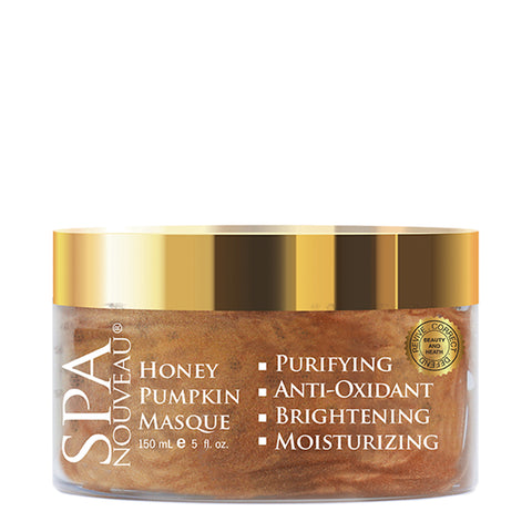Spa Nouveau Honey Pumpkin Masque, 5 oz