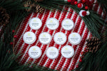 Christmas Scent Sampler 1 oz Soy Wax Melts