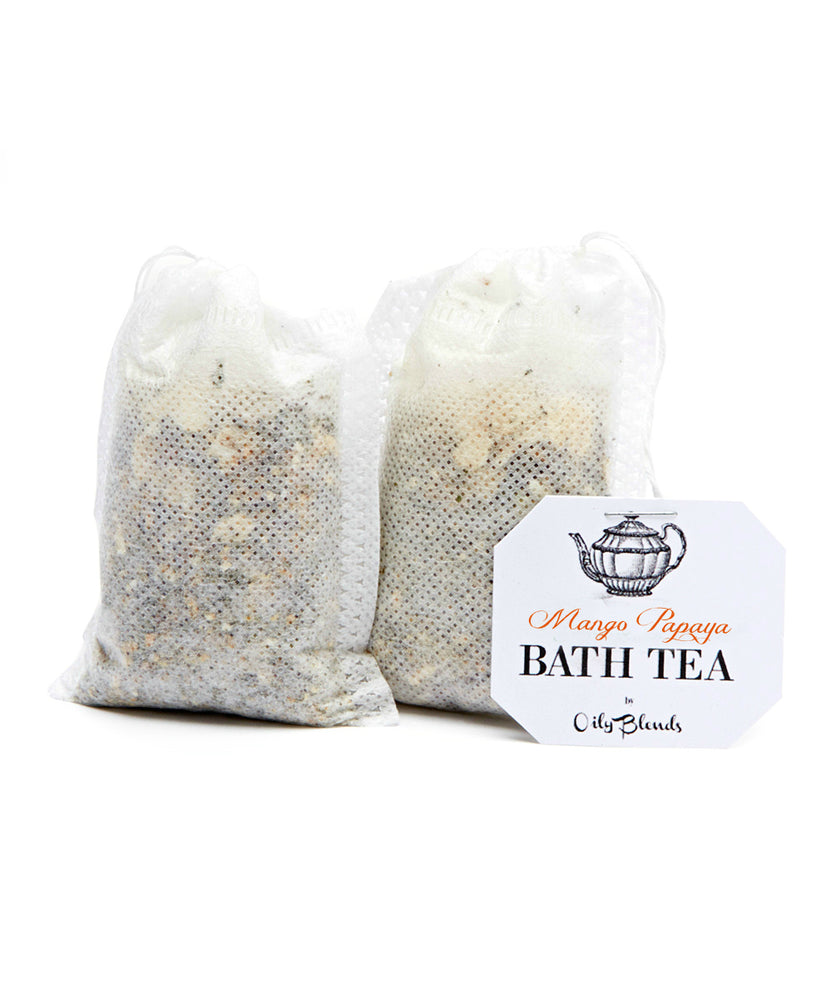 Bath Tea Six Pack Sampler