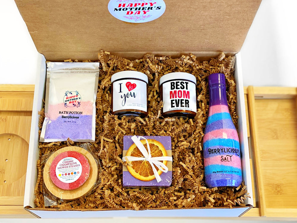 Style D Mother's Day Gift Box