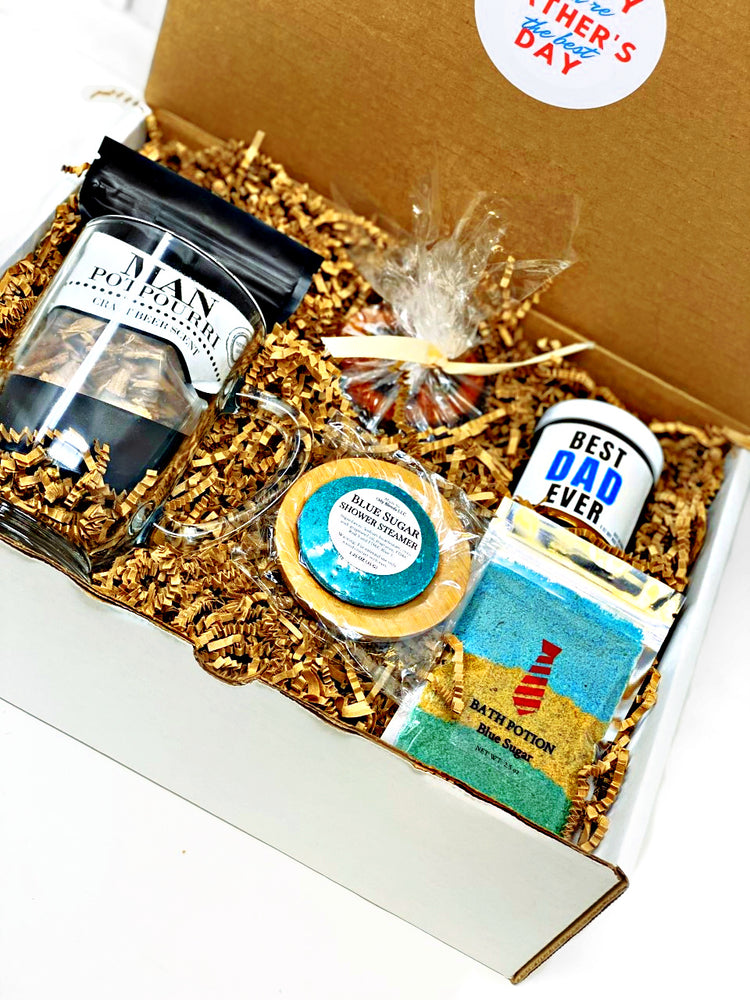 Style D Father's Day Gift Box