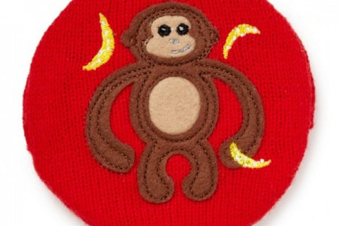 Mini hottie monkey hand warmer