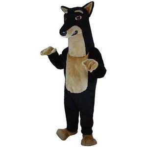 Pinscher Dog Mascot Costume