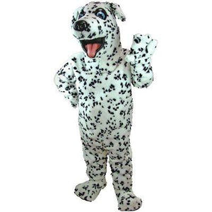 Smokey the Dalmatian Mascot Costume
